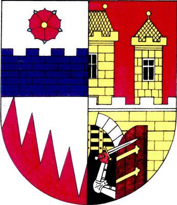 Praha 15 - znak
