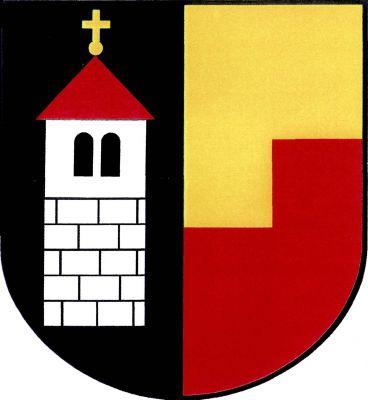 Praha-Přední Kopanina - znak