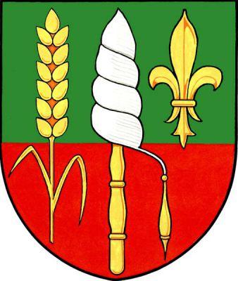 Přáslavice - znak