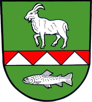 Pstruží - znak