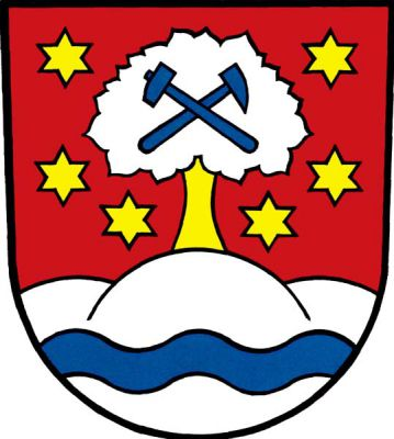Ruda nad Moravou - znak