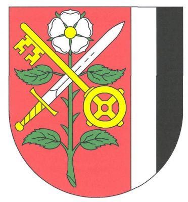Růžová - znak