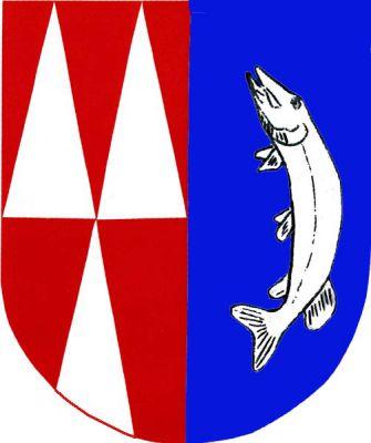 Rybníček - znak
