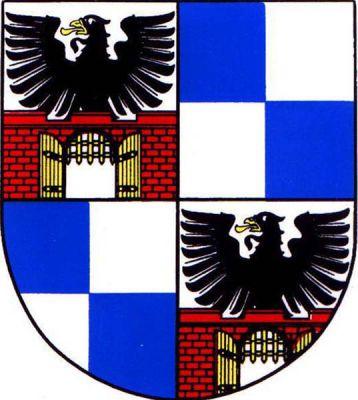Sedlec-Prčice - znak