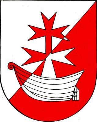 Šestajovice - znak