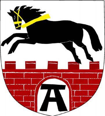 Slatiňany - znak