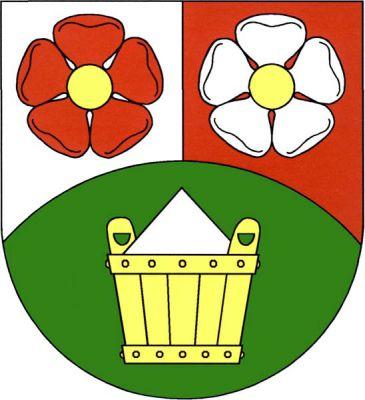 Staré Křečany - znak
