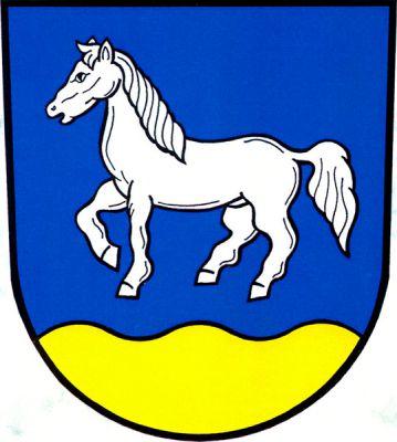Střítež - znak