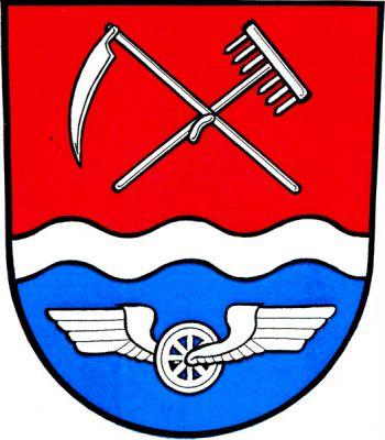 Suchdol nad Odrou - znak