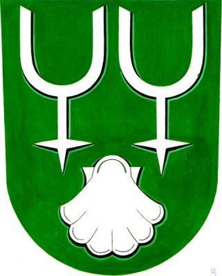 Tečovice - znak