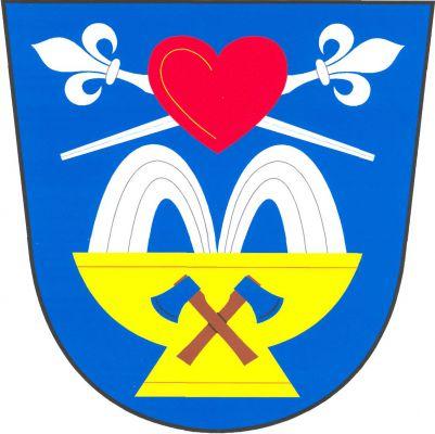 Teplice nad Bečvou - znak