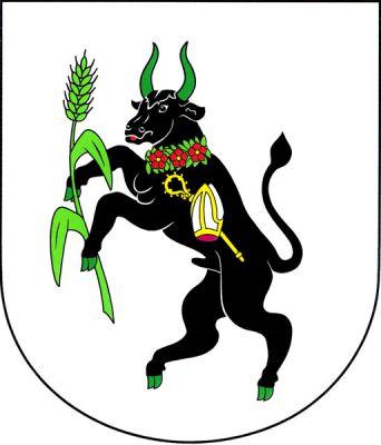 Travčice - znak