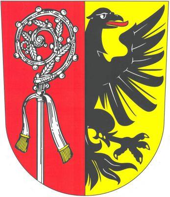 Velké Němčice - znak