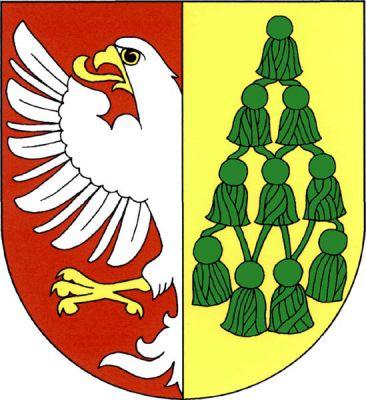 Vestec - znak