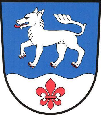Vlčeves - znak