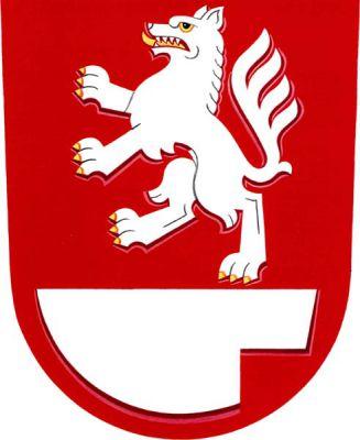 Vlkoš - znak