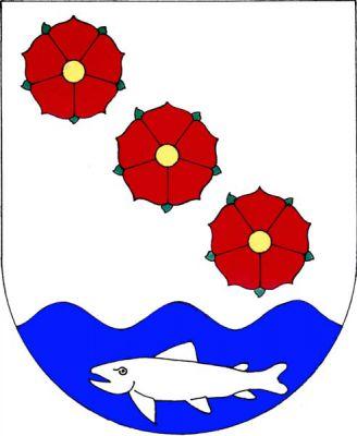Vrané nad Vltavou - znak