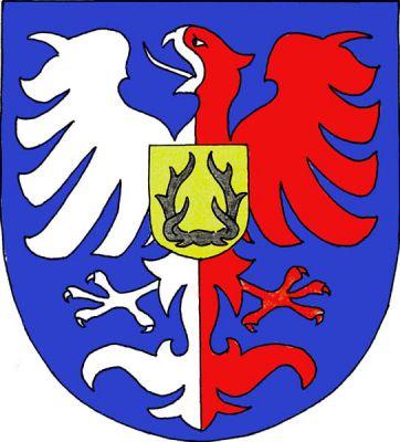 Vrchotovy Janovice - znak