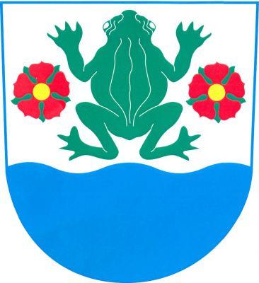 Žabovřesky - znak