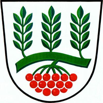 Žeraviny - znak