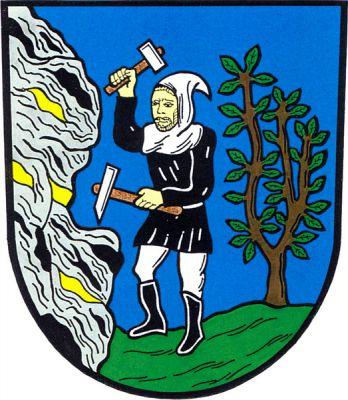 Zlaté Hory - znak