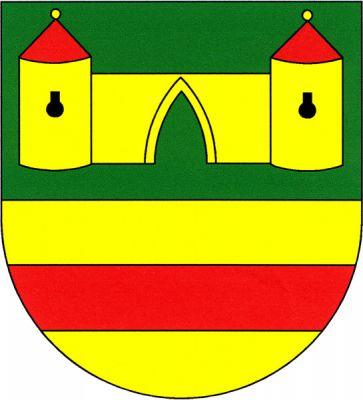 Zlatníky-Hodkovice - znak